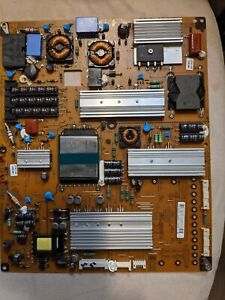 LG POWER SUPPLY BOARD EAX62865401/8 - Tested-Removed From TV With Cracked Screen