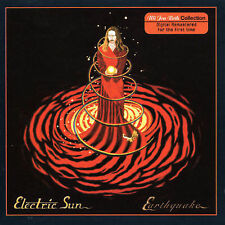 Electric Sun - Earthquake ( AUDIO CD NEW and SEALED )