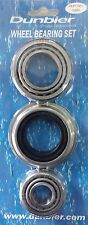 Dunbier Wheel Bearing Set and Two Part Grease Seal - 1688s