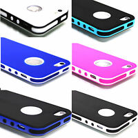 For-Apple-iPhone-5-5S-SE-Armor-Hybrid-Rugged-Rubber-Hard-Shockproof-Case-Cover
