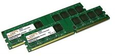 2x 1gb = 2gb memoria RAM ddr2 pc2-4200 533 MHz 240pin Desktop DIMM 240 PIN
