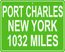 General Hospital City Port Charles, NY - distance from your house