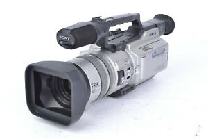 Sony DCR-VX2000 Digital Handycam Mini DV Camcorder *Read* *AUCTION* #D25263