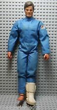BIG JIM - AIR ACE / Pilote # 2242 - Global Command - MADE IN ITALY Mattel 1985