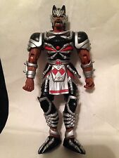 Mystic Knights Of Tir Na Nog-Rock Wolf Of Temra-action Figure Bandai-1998 loose
