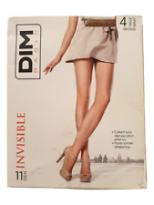 Dim Collant basic 11 D invisible
