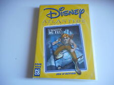 PC CD - DISNEY ATLANTIDE L'empire perdu - l'épreuve du feu