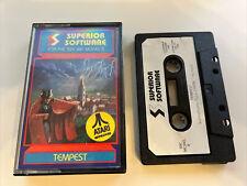 Tempest - Superior Software - 32k BBC Model B Cassette Tape