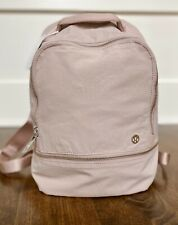NEW Lululemon City Adventurer Backpack Mini in Muse/Pink NWT Lulu Bag