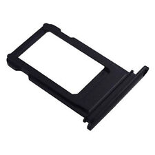 "Apple iPhone 7 4.7"" Sim Card Holder Slot Sim Card Tray Replacement Black"