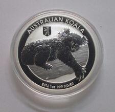 Koala 1 OZ Silbermünze 2012 *PRIVY MARK BERLINER BÄR* Australien Silvercoin