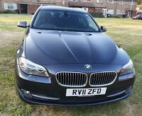2011 BMW 5 Series 520d Estate Diesel Automatic