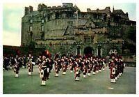 Postcard - THE CASTLE EDINBURGH SCOTLAND (Ref C41)