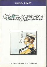 FUMETTO  CORTOMALTESE - I Classici del fumetto di Repubblica