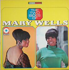 MARY WELLS – The Two Sides Of RARE ATCO STEREO LP