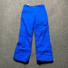 Columbia Snow Pants - Blue Snow Ski Youth Size 10 12 M