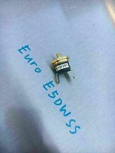 EURO E5DWSS Dishwasher - Thermostat KSD201 (DC-212)