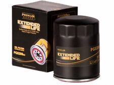 For 2001-2002 GMC Sierra 3500 Oil Filter Premium Guard 91218MJ 6.0L V8