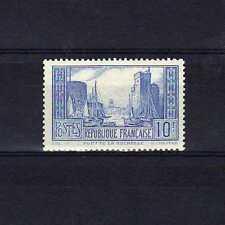 France Yvert n° 261b neuf avec charnière - variété
