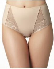 NWT Simone Perele CARESSENCE Full Panty, sz INT 1 Nude