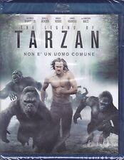 Blu-ray **THE LEGEND OF TARZAN** nuovo 2016