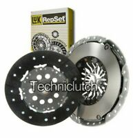 LUK 2 PART CLUTCH KIT FOR VOLVO S60 BERLINA 2.4 T