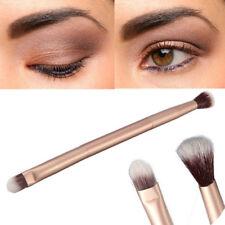 1PC 2in1 Makeup Eye Powder Foundation Eyeshadow Blending Double-Ended Brush Pen