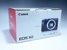 Canon EOS M3 Digital Camera Body ONLY -Black- *Free Shipping From Japan*