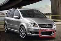 Neu Original Volkswagen Touran (07-10) Vorne Stoßstange
