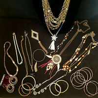 Chloe and Isabel Statement Necklace Multi Strand Chain with lots more Jewelry!