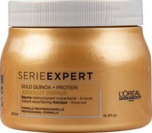 LOREAL ABSOLUT REPAIR MASQUE 500 ML FREE SHIPPING NEW GOLD QUINOA