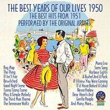 Various Artists - The Best Years Of Our Lives 1950 (Various Artists) [New Cd]