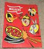 Vintage Walkers Tazos Looney Tunes In Original Folder VGC 1990's Not Complete