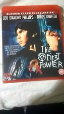 THE FIRST POWER BLU-RAY LOU DIAMOND PHILIPS CLASSIC NEW BUT NOT SEALED