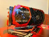 MSI Radeon RX570 GAMING X 4GB