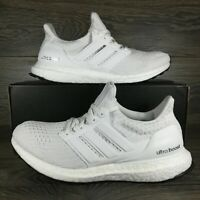 Adidas Ultra Boost 4.0 'Triple White' Running Shoes (BB6308) Women's Sizes