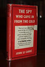 THE SPY WHO CAME IN FROM THE COLD John Le Carre 1st UK Edition 20th Printing