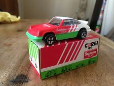 CORGI PORSCHE 911 CARRERA BATCHELORS PEAS MIB
