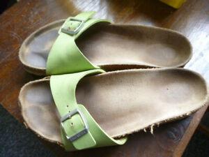 womens birkenstock sandals size 7 UK 40 EU