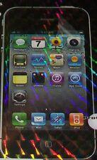 Protector-Schutz-Folie + Poliertuch für iPod 2, 3 SCHUTZ FOLIE TRANSFER neu&ovp