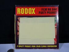 film super 8 mm RODOX n° 644  année 1977