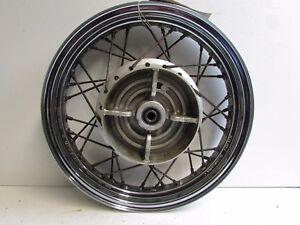 "Yamaha XV250 S XV250S Virago 1999 - 2001 Spoked Rear Wheel 15x2.75 15"""