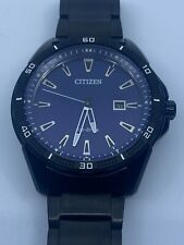 CITIZEN AR Eco-Drive Blue Dial Men's Watch AW1585-55L