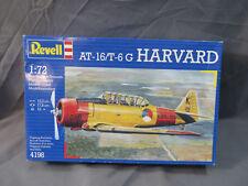 Revell 1:72 AT-16/T-6 G Harvard Model Kit Open 4198