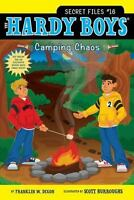 Camping Chaos [Hardy Boys: The Secret Files] [ Dixon, Franklin W. ] Used - Good