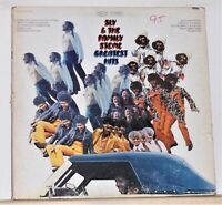 Sly & The Family Stone ‎- Greatest Hits - Original 1970 Vinyl LP Record Album