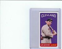 Rare Topps #MP-SJJ Shoeless Joe Jackson Tall Boy Reprint Card Mint