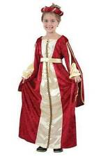Polyester Princess Dress Costumes for Girls