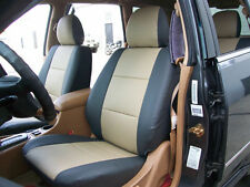 FORD ESCAPE 2005-2011 IGGEE S.LEATHER CUSTOM SEAT COVER 13COLORS AVAILABLE