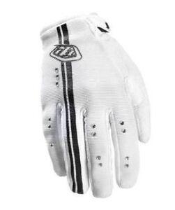Gants Femme Women Gloves TLD  ACE Blanc White XL